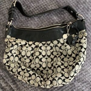 Coach hobo bag. Great condition.